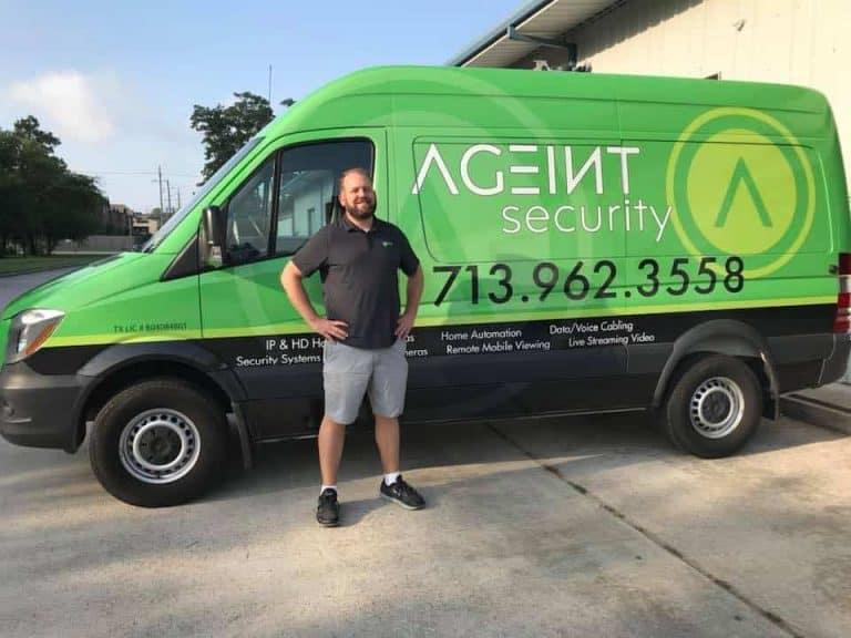 Ageint Security Van Signville