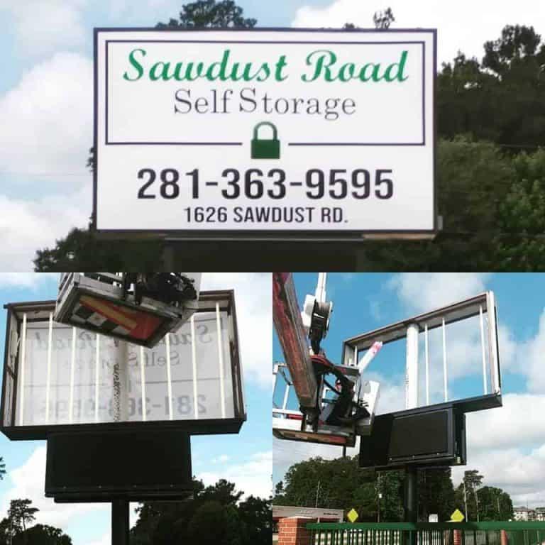 Sawdust Self Storage Signville