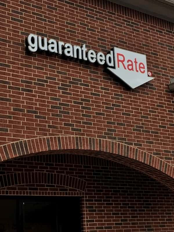 Guaranteed Rate Channel Letters2 Signville